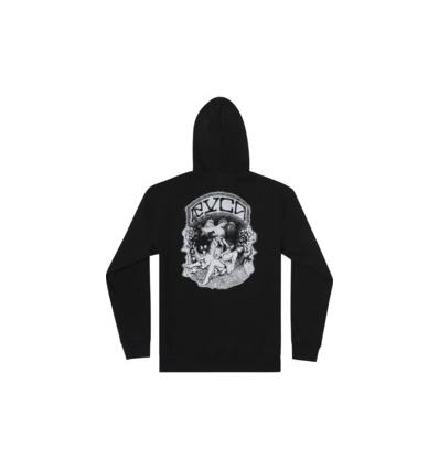 SUDADERA HOMBRE RVCA ST MARGRET HOODIE